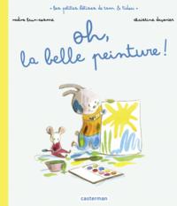 Livro digital Les bêtises de Tam et Tidou (Tome 2) - Oh, la belle peinture !