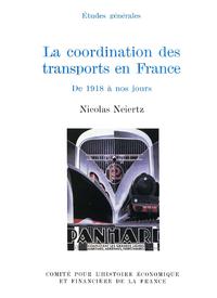 Livre numérique La coordination des transports en France