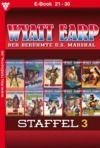 Livre numérique Wyatt Earp Staffel 3 – Western