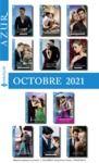 E-Book Pack mensuel Azur : 11 romans + 1 gratuit (Octobre 2021)