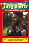 Livre numérique Der Bergpfarrer 274 – Heimatroman
