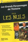 E-Book Les Grands Personnages de l'histoire pour les Nuls poche