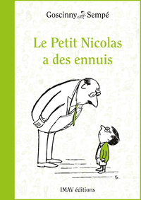Livre numérique Le Petit Nicolas a des ennuis