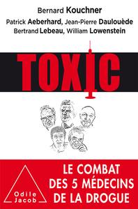 Livre numérique Toxic