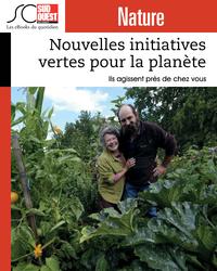 Livre numérique Nouvelles initiatives vertes pour la planète