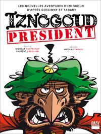Livre numérique Iznogoud - tome 29 - Iznogoud président
