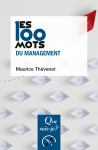 Livre numérique Les 100 mots du management