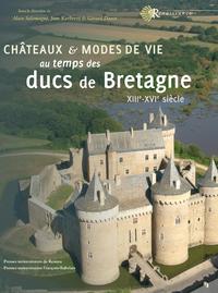Livre numérique Châteaux et modes de vie au temps des ducs de Bretagne