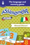 Electronic book Assimemor – My First Italian Words: Alimenti e Numeri