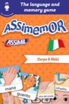 Electronic book Assimemor – My First Italian Words: Corpo e Abiti