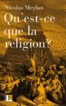 Livre numérique Qu'est-ce que la religion ?