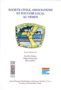 Livre numérique Société civile, associations et pouvoir local au Yémen