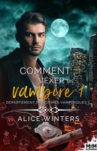 Livre numérique Comment vexer un vampire