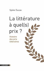 Livre numérique La littérature à quel(s) prix ?