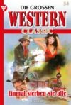 Livre numérique Die großen Western Classic 54 – Western