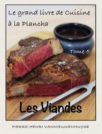 Livre numérique Le grand livre de Cuisine à la Plancha : Tome 5