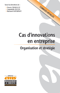 Electronic book Cas d'innovations en entreprise
