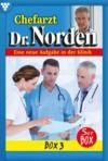 Livre numérique Chefarzt Dr. Norden 3 – Arztroman