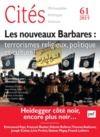 Livre numérique Cités 2015 - N° 61