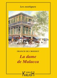 Livre numérique La dame de Malacca