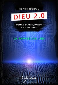 Livre numérique Dieu 2.0 – La Papesse Online