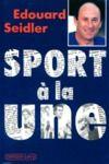 Livre numérique Sport à la une