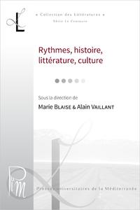 Livre numérique Rythmes. Histoire, littérature