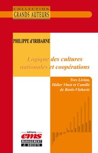 Livre numérique Philippe d'Iribarne - Logique des cultures nationales et coopérations