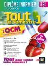 Livre numérique IFSI Tout le semestre 1 en QCM et QROC - Diplôme infirmier - 2e édition