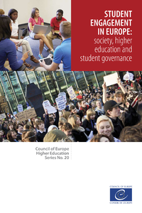 Electronic book Student engagement in Europe: society, higher education and student governance (Council of Europe Higher Education Series No. 20)