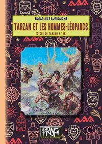 Livre numérique Tarzan et les Hommes-Léopards (cycle de Tarzan n° 18)