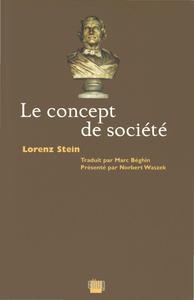 Livre numérique Le concept de société