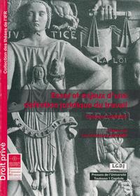 Livre numérique Essai et enjeux d'une définition juridique du travail