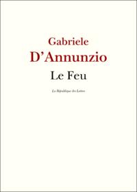 Libro electrónico Le Feu