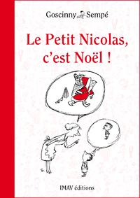 Livre numérique Le Petit Nicolas, c'est Noël !