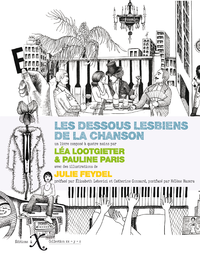 Livre numérique Les dessous lesbiens de la chanson
