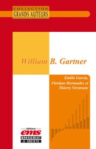 Livre numérique William B. Gartner