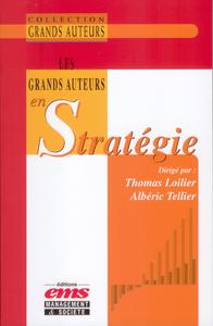 Livre numérique Les grands auteurs en stratégie