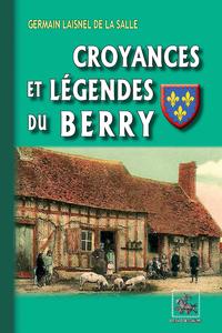 Livre numérique Croyances et Légendes du Berry