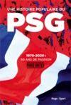 Livre numérique Une histoire populaire du PSG - 1970-2020 : 50 ansde passion