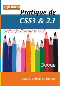Livre numérique Pratique de CSS3 & 2.1