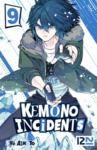 Livre numérique Kemono Incidents - tome 09