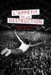 Livre numérique L'appétit de la destruction