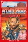Livre numérique Wyatt Earp Staffel 5 – Western