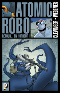 Livre numérique Atomic Robo (Tome 3) - Retour en horreur