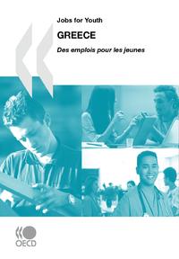 Livre numérique Jobs for Youth/Des emplois pour les jeunes: Greece 2010