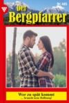 E-Book Der Bergpfarrer (ab 375) 485 – Heimatroman
