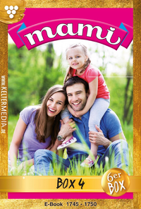 Livre numérique Mami Jubiläumsbox 4 – Familienroman