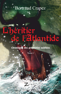 Livre numérique L'Héritier de l'Atlantide - Chroniques des prophéties oubliées - Tome 2
