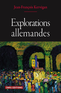 Electronic book Explorations allemandes